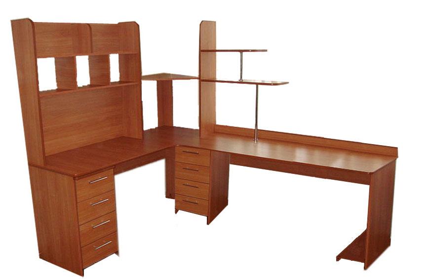 столы на два рабочих места